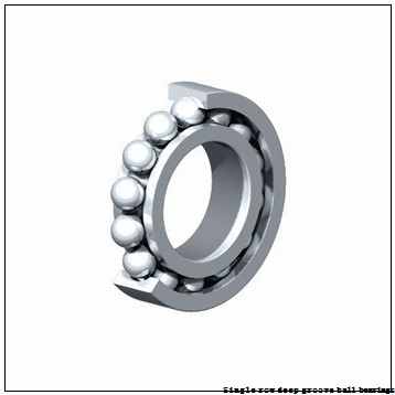 25 mm x 47 mm x 12 mm  NTN 6005LBC3/15K Single row deep groove ball bearings