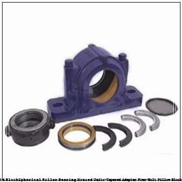 timken TAPG22K100S Solid Block/Spherical Roller Bearing Housed Units-Tapered Adapter Four-Bolt Pillow Block
