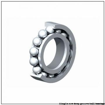 20 mm x 42 mm x 12 mm  NTN 6004ZZ/L433 Single row deep groove ball bearings