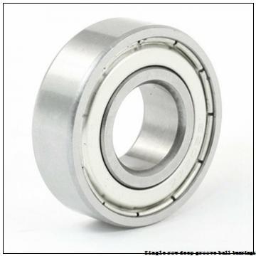 20 mm x 42 mm x 12 mm  SNR 6004.NR.ZZ Single row deep groove ball bearings
