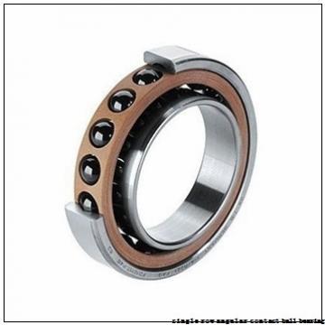 160 mm x 290 mm x 48 mm  skf 7232 BCBM Single row angular contact ball bearings