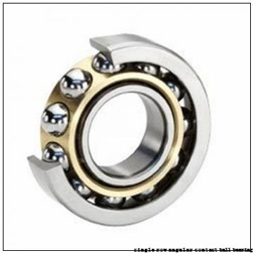 65 mm x 140 mm x 33 mm  skf 7313 BECBF Single row angular contact ball bearings