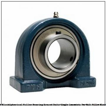 timken QAPL18A303S Solid Block/Spherical Roller Bearing Housed Units-Single Concentric Two-Bolt Pillow Block