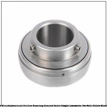 timken QAP18A308S Solid Block/Spherical Roller Bearing Housed Units-Single Concentric Two-Bolt Pillow Block