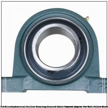 timken TAPA26K408S Solid Block/Spherical Roller Bearing Housed Units-Tapered Adapter Two-Bolt Pillow Block