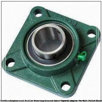 timken TAPA22K100S Solid Block/Spherical Roller Bearing Housed Units-Tapered Adapter Two-Bolt Pillow Block