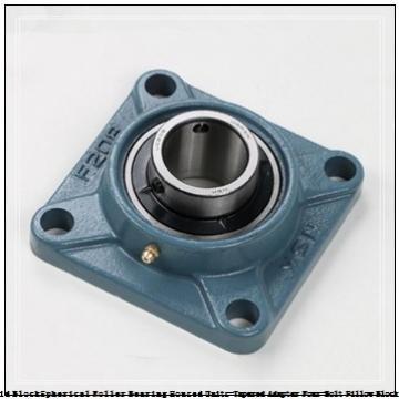 timken DVPF17K075S Solid Block/Spherical Roller Bearing Housed Units-Tapered Adapter Four-Bolt Pillow Block
