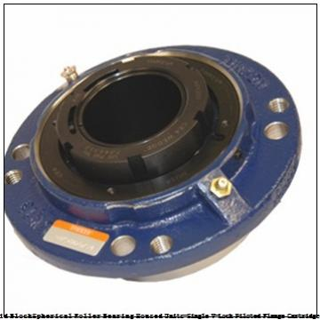 timken QVCW26V115S Solid Block/Spherical Roller Bearing Housed Units-Single V-Lock Piloted Flange Cartridge