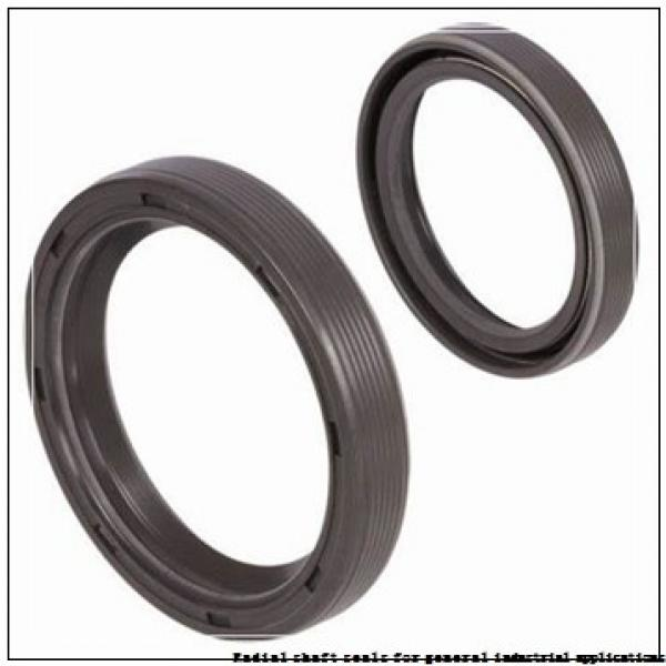 skf 110X150X12 HMS5 V Radial shaft seals for general industrial applications #1 image