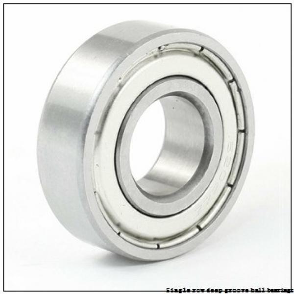 25 mm x 47 mm x 12 mm  NTN 6005ZZ/5K Single row deep groove ball bearings #1 image